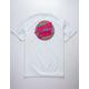 SANTA CRUZ Tiger Dot Mens T-Shirt