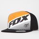 FOX Decadent Mens Snapback Hat