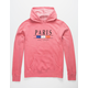 RSQ With Love Mens Hoodie