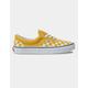 VANS Checkerboard Era Yolk Yellow Womens Shoes