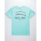 SALTY CREW Wahoo Mount Mint Mens T-Shirt
