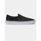 VANS Checkerboard Slip-On Black & Black Shoes