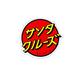 SANTA CRUZ Japanese Dot Sticker