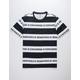 CONVERSE Wordmark Black & White Mens T-Shirt