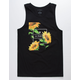 LA FAMILIA Sun Vines Mens Tank Top