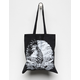 THE ART PRESS Pineapple Tote Bag