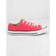 CONVERSE Chuck Taylor All Star OX Seasonal Strawberry Jam Womens Shoes
