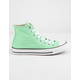 CONVERSE Chuck Taylor All Star Light Aphid Green High Top Womens Shoes