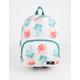 ROXY Always Core Marshmallow Big Pineapple Mini Backpack