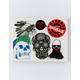 Stickerbomb Skulls Sticker Book