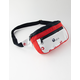 RVCA Symbolize Red Fanny Pack