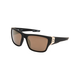 SPY Dirty Mo 2 25th Anniversary Matte Black Gold Sunglasses