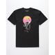 HURLEY Death Flamingo Mens T-Shirt