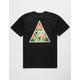 HUF Tropics Triple Triangle Mens T-Shirt
