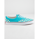 VANS Checkerboard Era Scuba Blue Shoes