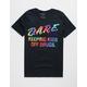 D.A.R.E. Tie Dye Mens T-Shirt