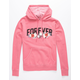 RSQ Forever Pink Mens Hoodie