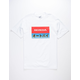 HONDA Hole Shot White Mens T-Shirt