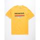 HONDA Track Gold Mens T-Shirt