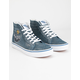 VANS x Harry Potter Hogwarts Sk8-Hi Zip Kids Shoes