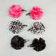 FULL TILT 6 Piece Flower Barrettes
