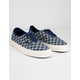 VANS x Harry Potter Ravenclaw Checkerboard Authentic Shoes