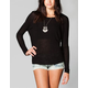 FULL TILT Womens Tunic Top