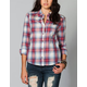 ALI & KRIS Stud Yoke Womens Shirt