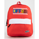 VANS Good Sport Realm Red Backpack