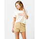 SISSTREVOLUTION Hit The Cord Womens Corduroy Shorts