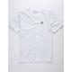 FILA Guilo White Mens T-Shirt