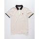 FILA BB1 Sand Mens Polo Shirt
