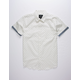 SHOUTHOUSE La Brea White Mens Shirt