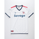 BROOKLYN CLOTH Savage Mens Jersey