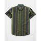 RSQ Barcelona Stripe Mens Shirt