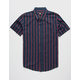 RSQ Union Navy Mens Shirt