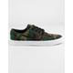 NIKE SB Zoom Janoski Canvas Premium RM Iguana & Black Shoes
