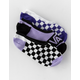 VANS 3 Pack Checks Out Girls Canoodle Socks