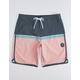 VISSLA Dredges Charcoal Mens Boardshorts