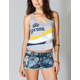 CORONA Palm Tree Womens Tank