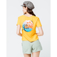 ELEMENT Rising Wave Womens Crop Tee