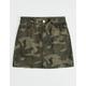 CELEBRITY PINK 5 Pocket Camo Girls Skirt