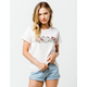 ROXY Heritage Floral Womens Tee