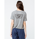 VANS Full Patch Womens Crop Tee
