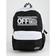 VANS Good Sport Realm Black Backpack