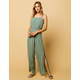 AMUSE SOCIETY Golden Hour Womens Jumpsuit