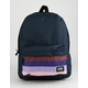 VANS Realm Classic Dress Blues & Rally Stripe Backpack