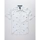 VANS Houser White Boys Shirt