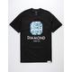 DIAMOND SUPPLY CO. Asscher Cut Mens T-Shirt