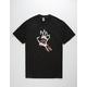 SANTA CRUZ Bone Hand Mens T-Shirt